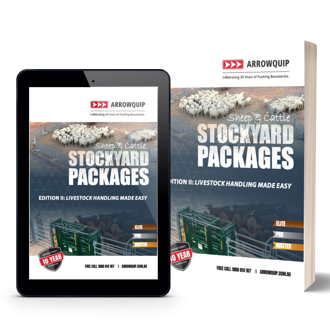 Stockyard Packages Book
